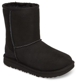 UGG Toddler Classic Ii Water Resistant Genuine Shearling Boot