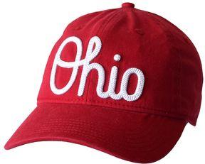 NCAA Women's Ohio State Buckeyes Advancement Adjustable Cap