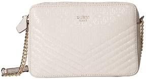 GUESS Halley Crossbody Top Zip Cross Body Handbags