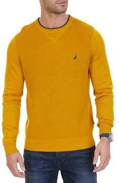 Nautica Rib-Knit Sweater
