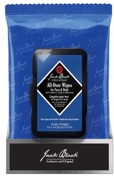 Jack Black All-Over Wipes For Face & Body