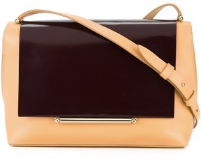 Delpozo bicolour shoulder bag