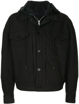 Juun.J hooded jacket