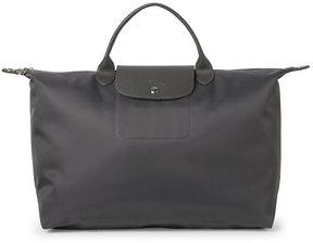 Longchamp Grey Le Pliage Néo Travel Bag - GREY - STYLE