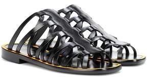 Altuzarra Leather sandals