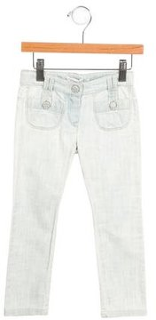 Chloé Girls' Mid-Rise Skinny Jeans w/ Tags