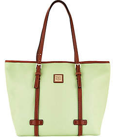 Dooney & Bourke As Is Pebble Leather Handbag - ONE COLOR - STYLE