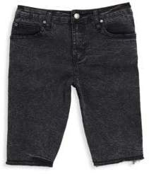 Joe's Jeans Boy's Raw Cuff Denim Shorts