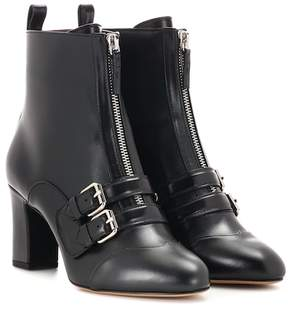 Tabitha Simmons Axel leather ankle boots