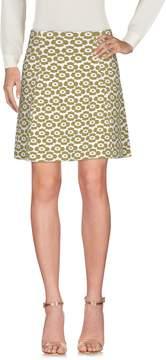 Base London Knee length skirts