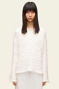 Mansur Gavriel Furry Silk Sweater