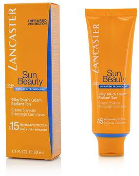 Lancaster Silky Touch Cream Radiant Tan SPF 15 (Medium Protection)