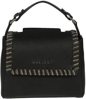 Orciani Chain Trim Shoulder Bag