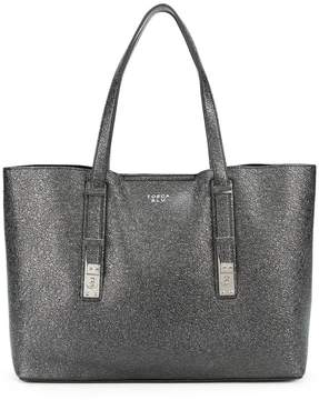 Tosca creased large tote bag
