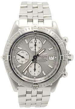 Breitling Crosswind A1335518/G543 Stainless Steel with Silver Dial 43mm Mens Watch