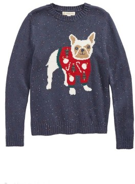 Tucker + Tate Boy's Intarsia Knit Sweater