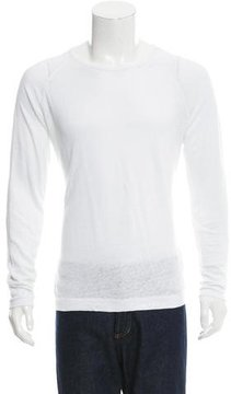Majestic Filatures Linen Crew Neck T-Shirt w/ Tags