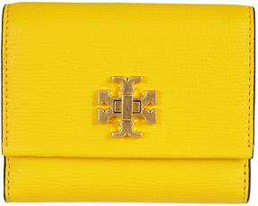 Tory Burch Metallic Logo Folded Wallet - DAISY - STYLE
