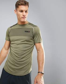 Ellesse Sport T-Shirt With Back Logo In Green