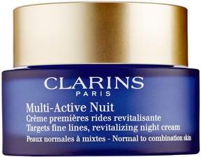 Clarins Multi-Active Night Cream - Normal to Combination Skin