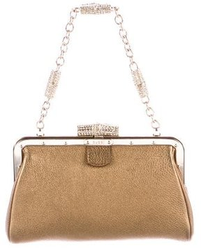 Gucci Bamboo Chain Bag - GOLD - STYLE