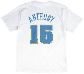 Mitchell & Ness Men's Carmelo Anthony Denver Nuggets Hardwood Classic Player T-Shirt