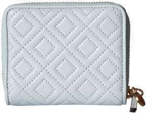 Tory Burch Fleming Medium Wallet Wallet Handbags - SELTZER - STYLE