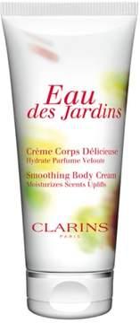 Clarins 'Eau Des Jardins' Smoothing Body Cream