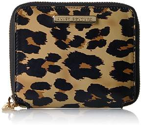 Juicy Couture Small Zip Around Wallet