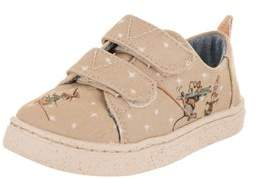 Toms Toddlers Lenny Gus & Jaq Casual Shoe.