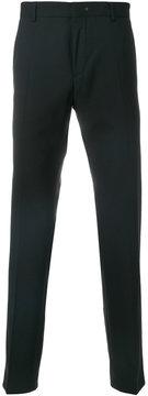 Calvin Klein classic straight-leg trousers
