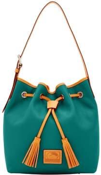 Dooney & Bourke Patterson Leather Aimee Drawstring Shoulder Bag