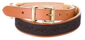 Etro Embroidered Waist Belt