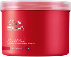Wella Brilliance Treatment For Fine/Normal, Colored Hair