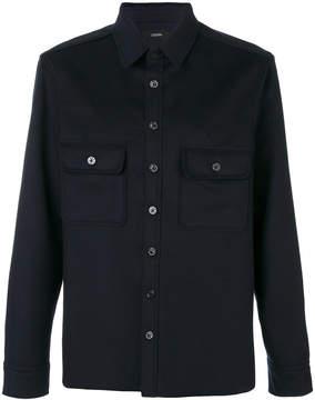 Joseph chest pockets shirt