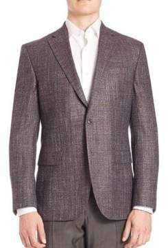 Jack Victor COLLECTION Bamboo Textured Sportcoat