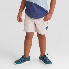 Osh Kosh Genuine Kids from OshKosh Toddler Boys' Genuine Kids® from OshKosh Cargo Shorts - Khaki