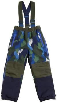 Stella McCartney Nylon Ski Pants W/ Suspenders