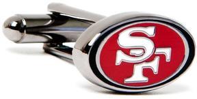Ice San Francisco 49er's Cufflinks