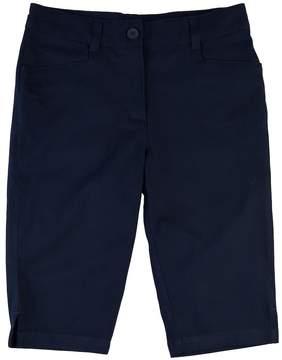 Chaps Girls 7-16 Stretch Twill School Uniform Skimmer Pants