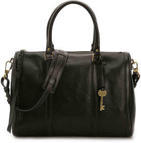 Fossil Kendall Leather Satchel - Women's