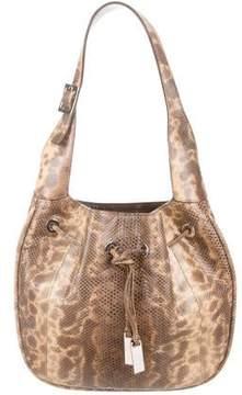 Gucci Karung Shoulder Bag - BROWN - STYLE