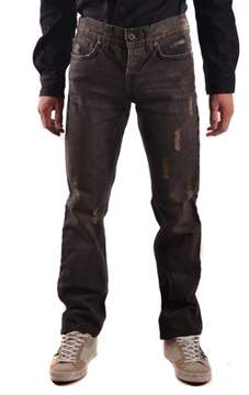 Richmond Men's Brown Jeans.