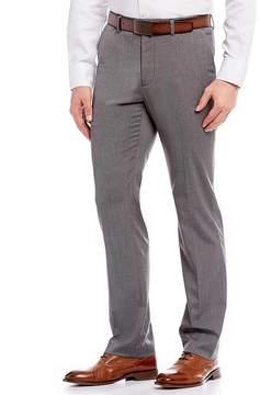 Murano Alex Flat-Front Tick Pants
