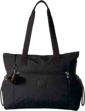 Kipling Jasper Tote Bag Bags - BLACK - STYLE