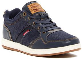 Levi's Lennox Millstone Denim Sneaker
