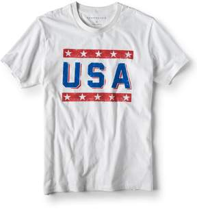 Aeropostale USA Graphic Tee