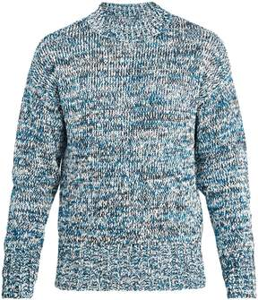 Jil Sander Crew-neck dropped-shoulder sweater