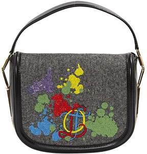 Olympia Le-Tan Olympia Le Tan Multicolour Leather Handbag