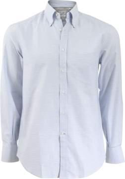 Brunello Cucinelli Microcheck Shirt
